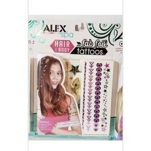 Alex Spa Body & Hair Tattoos